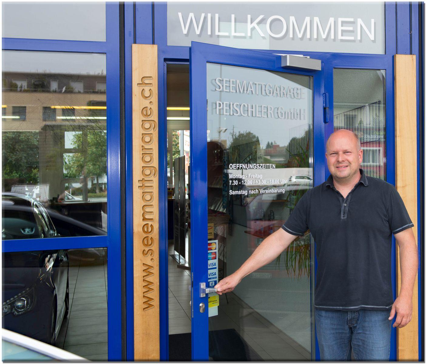 Seemattgarage Peischler GmbH in Bülach - offizielle Peugeot Vertretung