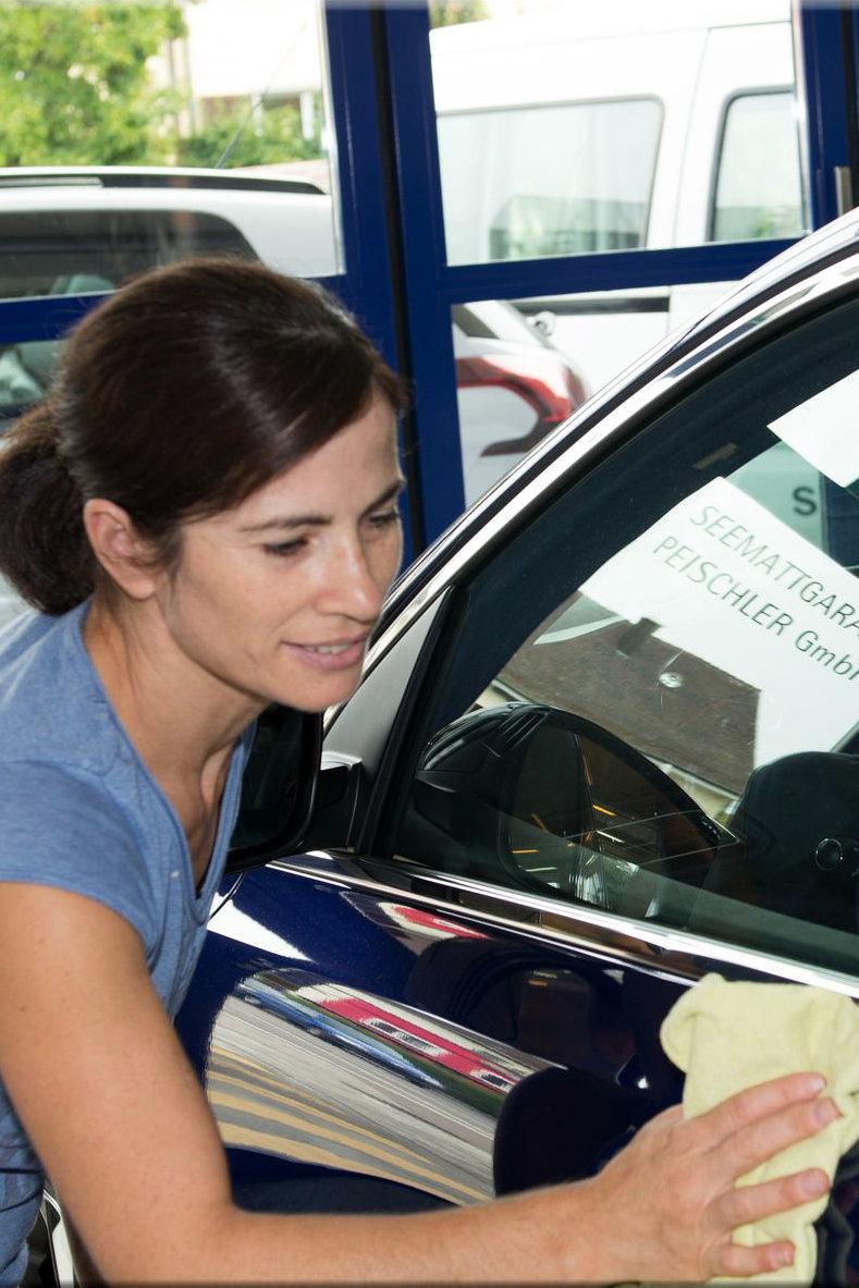 Ana Paula Figueiredo Alves - Seemattgarage Peischler GmbH Peugeot Vertretung